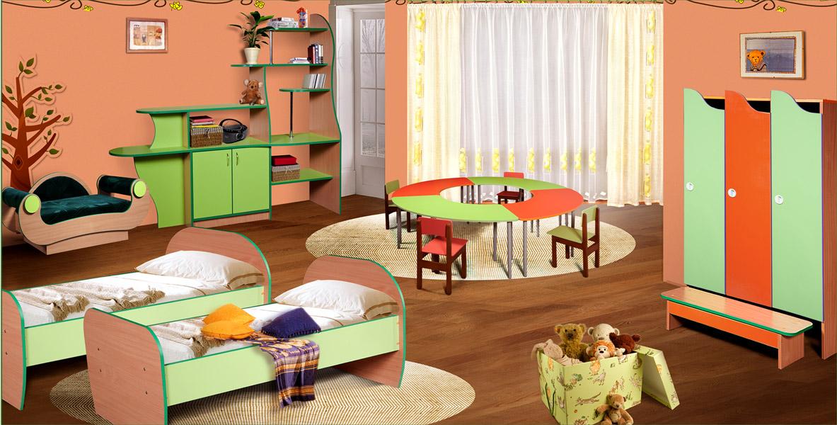 """Детская мебель от оао """"поставымебель"""" классик."""